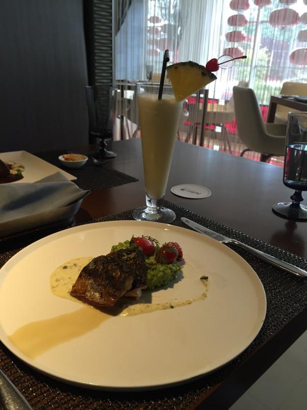 write restaurant review