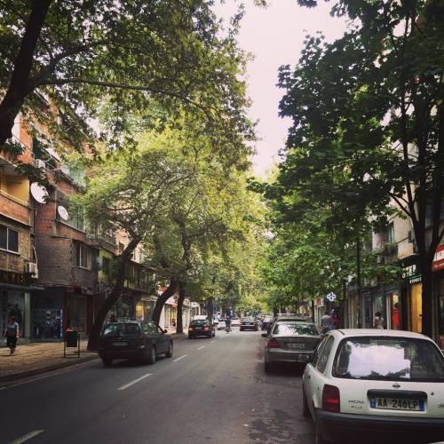tirana streets