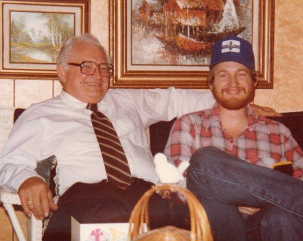 papa and dad